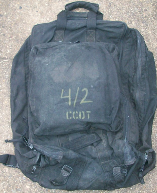 Group 5 Medic Pack and Vest 44910