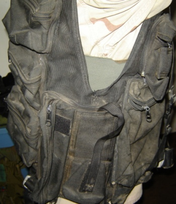 Group 5 Medic Pack and Vest Post-531