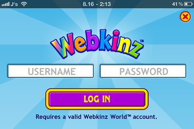 Webkinz On iPone and iPod Touch! Goobers Lab Game Awards Kinzcash to your WW Accounts Iphone10