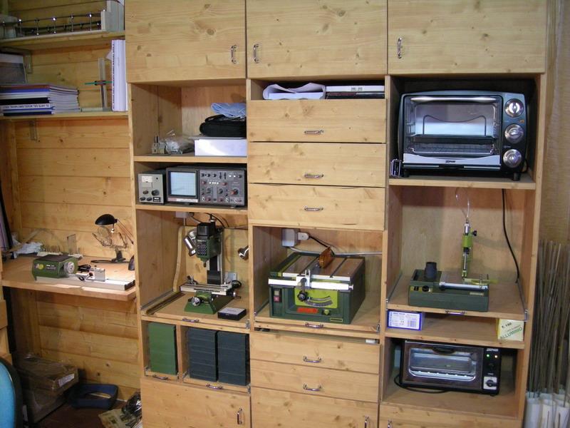 Il laboratorio di santos Labora12
