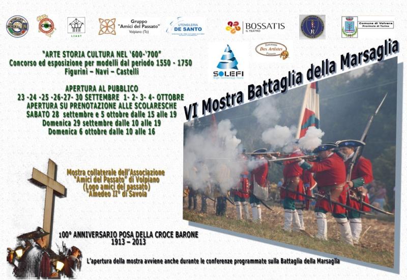 VI Mostra Battaglia della Marsaglia Marsag10