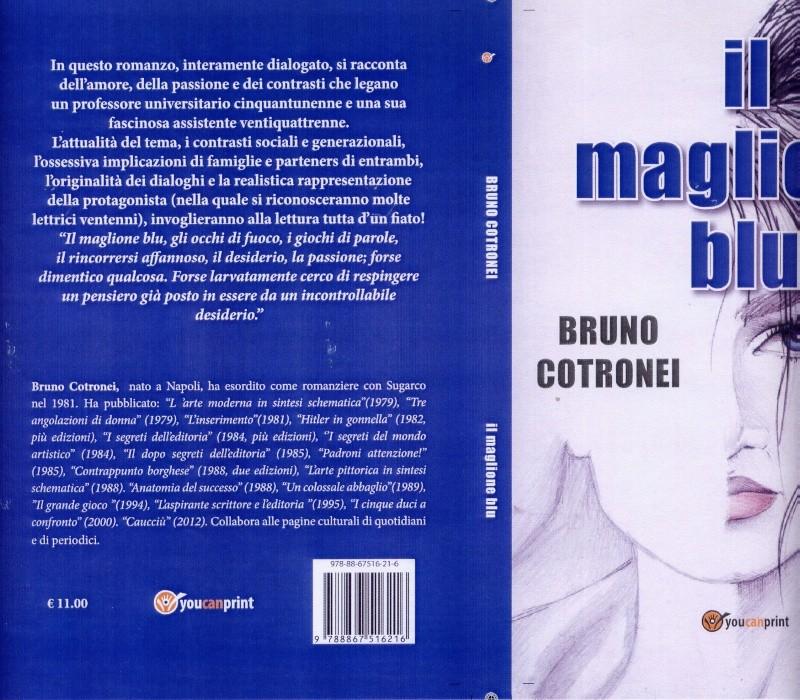 Bruno Cotronei nuove pubblicazioni Af115010