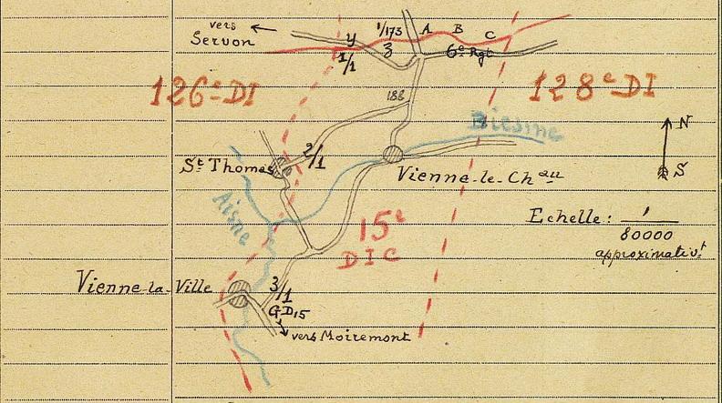 Mémorial des Braspartiates dans la Grande Guerre: 1915 071_di10