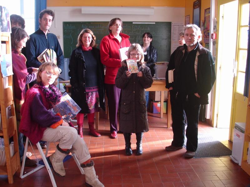 Bibliothèque municipale: horaires et nouveautés Biblio10