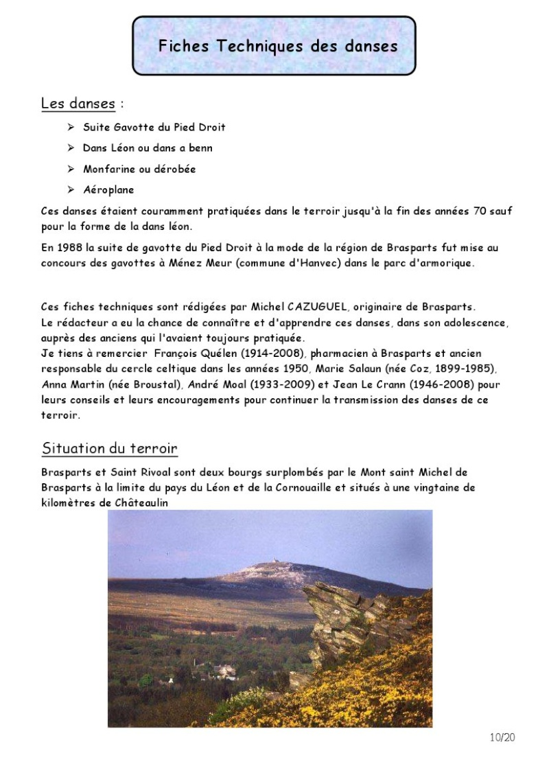 Fiches techniques des danses du Pays Brasparts-Saint Rivoal Fiche_10
