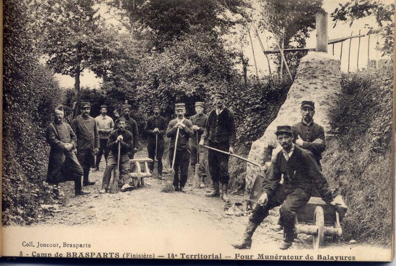 Un Régiment à Brasparts en 1914-1915: le 14ème Territorial File0031