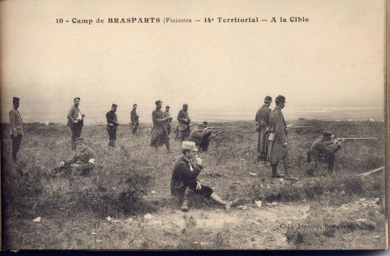 Un Régiment à Brasparts en 1914-1915: le 14ème Territorial File0033