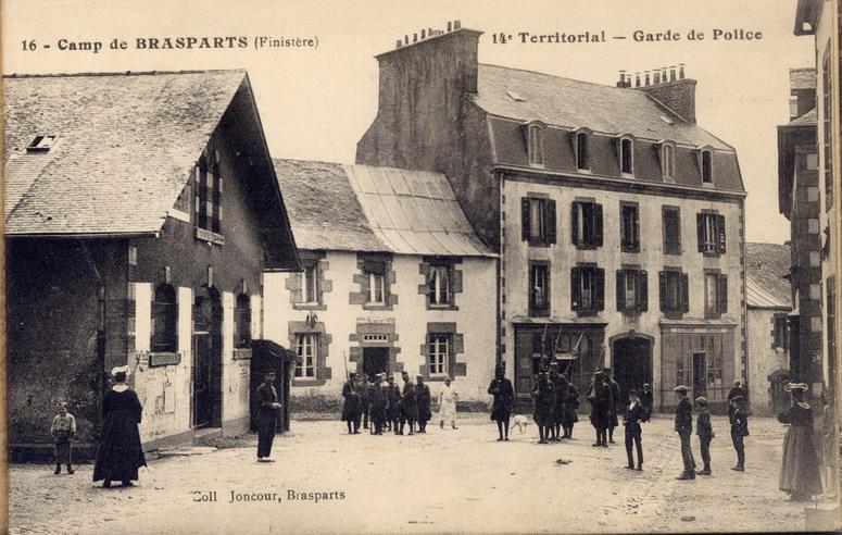 Un Régiment à Brasparts en 1914-1915: le 14ème Territorial File0039