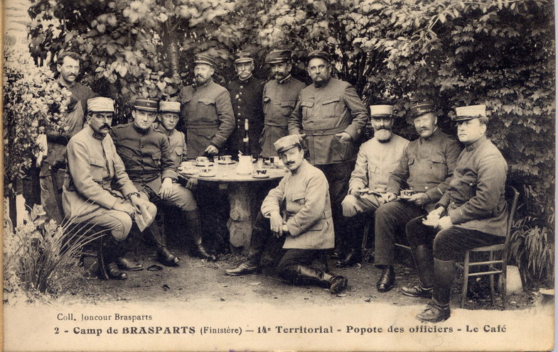 Un Régiment à Brasparts en 1914-1915: le 14ème Territorial File0064