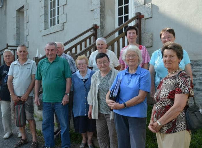 Pardon de Saint Sébastien 2012 Harita10