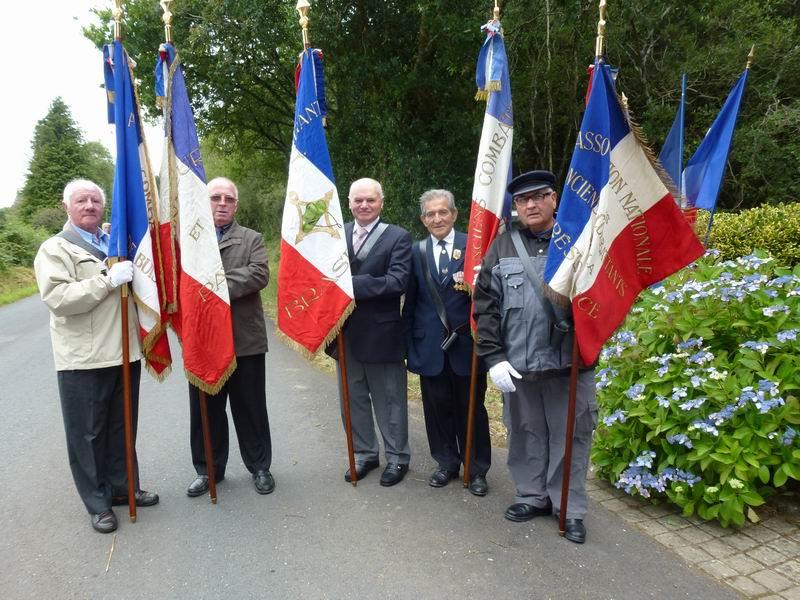 Cérémonie du 16 août 2012 - Remise de la Croix de la Légion d'Honneur à Alexis Creac'hminec P1010122