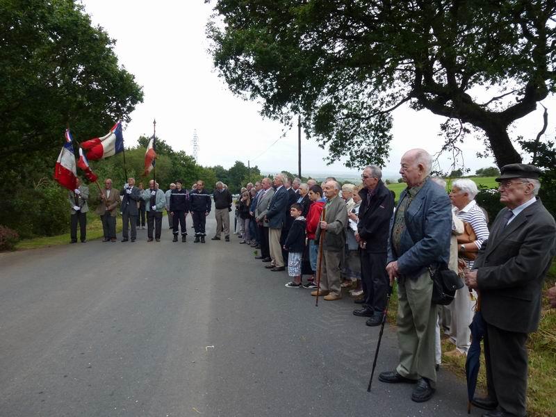 Cérémonie du 16 août 2012 - Remise de la Croix de la Légion d'Honneur à Alexis Creac'hminec P1010124