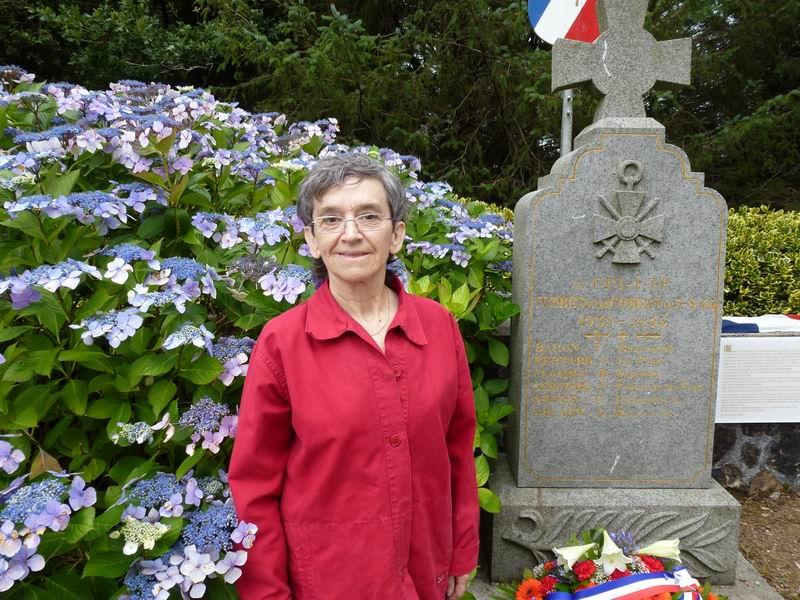 Cérémonie du 16 août 2012 - Remise de la Croix de la Légion d'Honneur à Alexis Creac'hminec P1010126