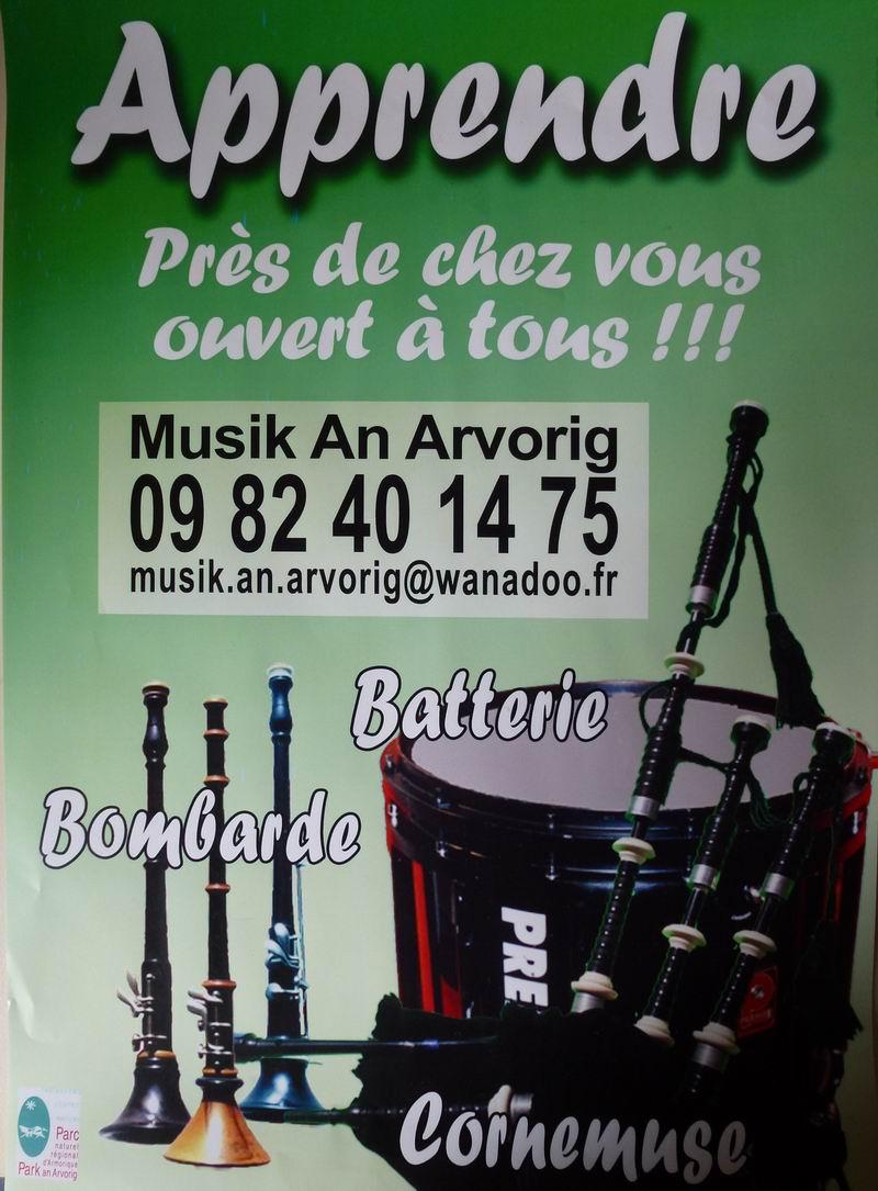 Apprendre la musique bretonne près de chez vous ! P1010128