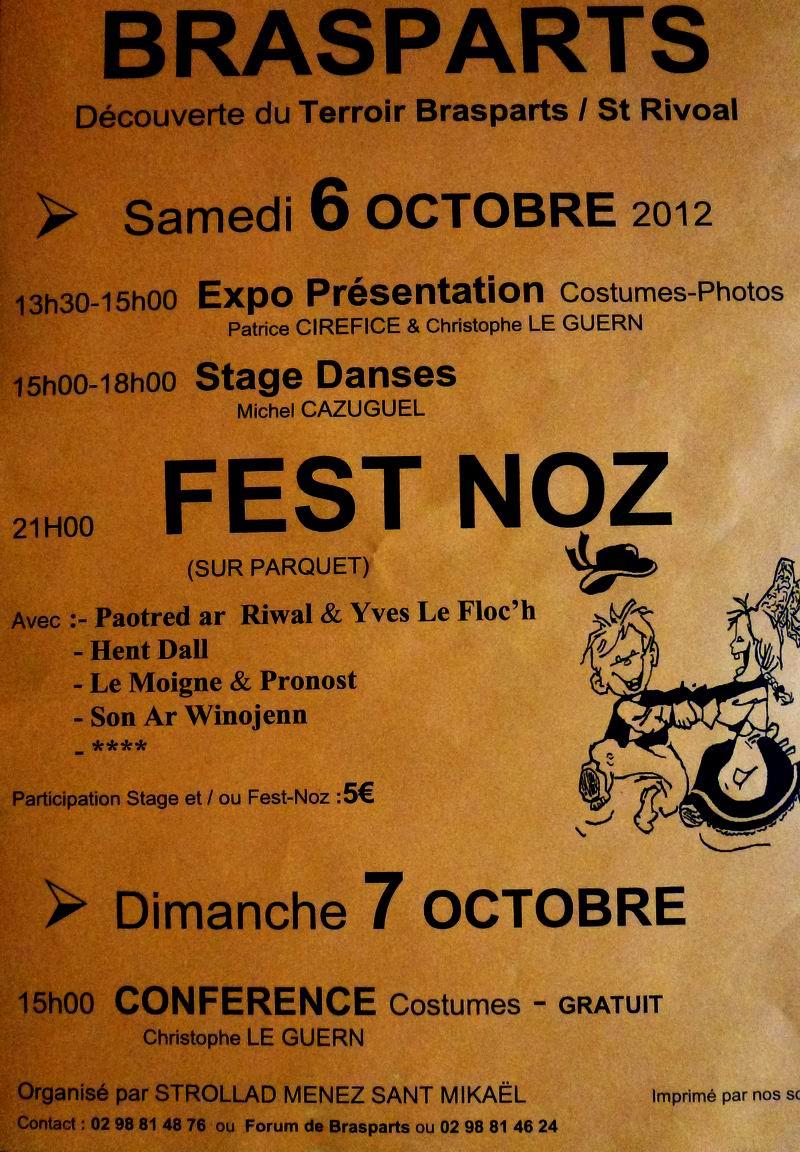 """Journée du """"Terroir Brasparts-Saint-Rivoal"""" le 6 octobre P1010413"""