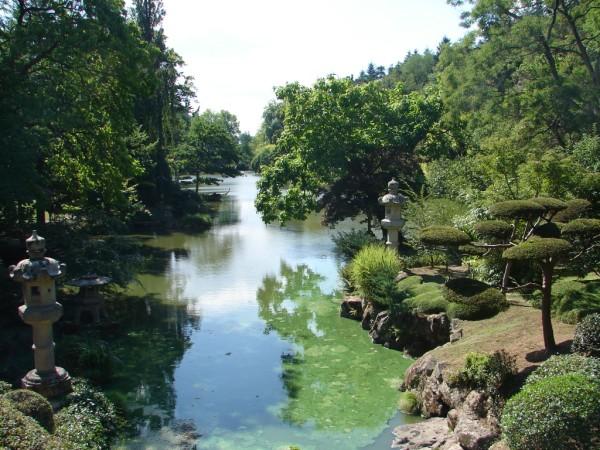 Parc oriental de Maulévrier (Loire-atlantique) Parc110