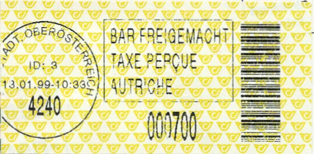 Bar-Codes in Österreich Freist11