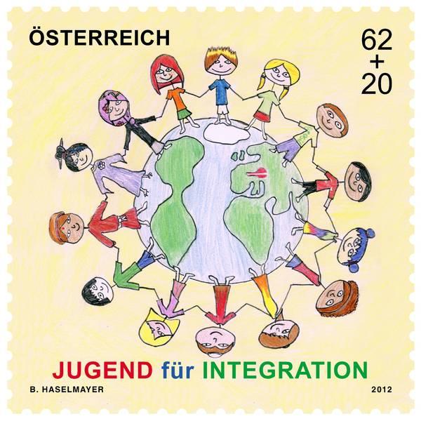 Briefmarken-Workshop für Kinder und Jugendliche  Jugend10