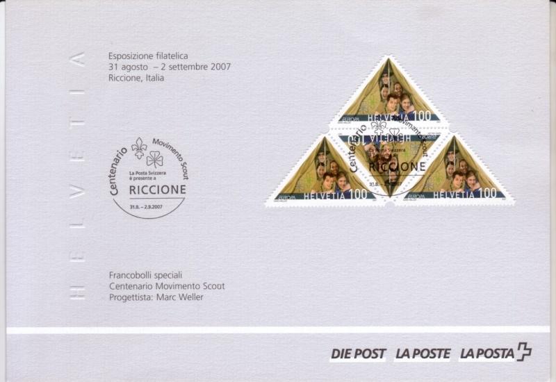 Dreieckige Briefmarken Sostps11