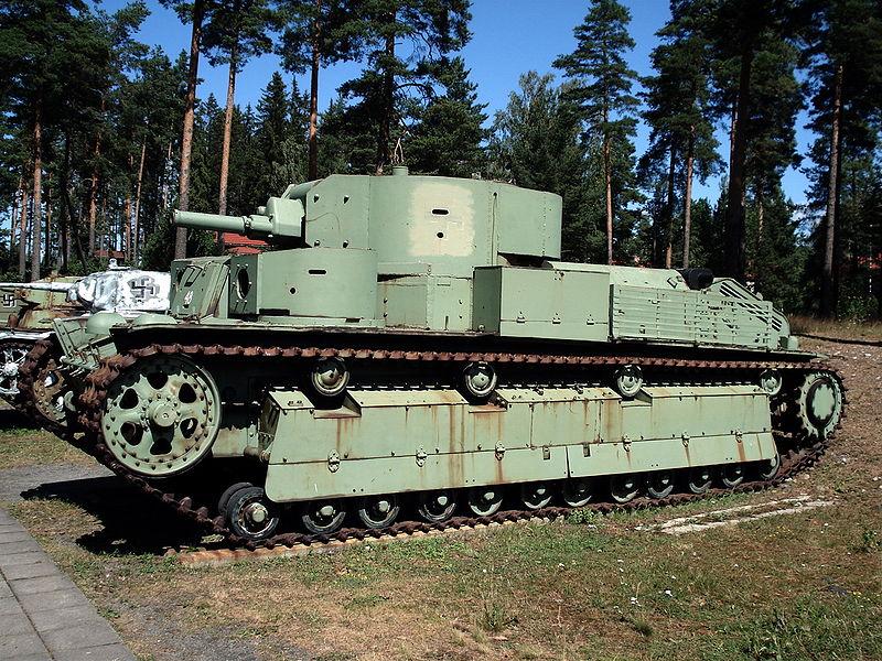 URSS : Char moyen T-28  800px-10