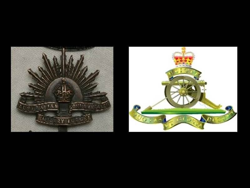 Insignes forces du Commonwealth Austra10