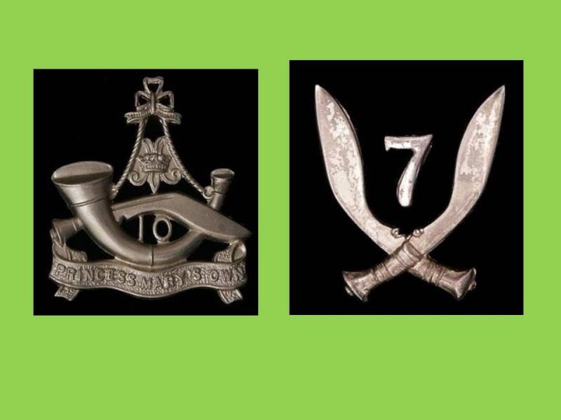 Insignes forces du Commonwealth Gurkha11