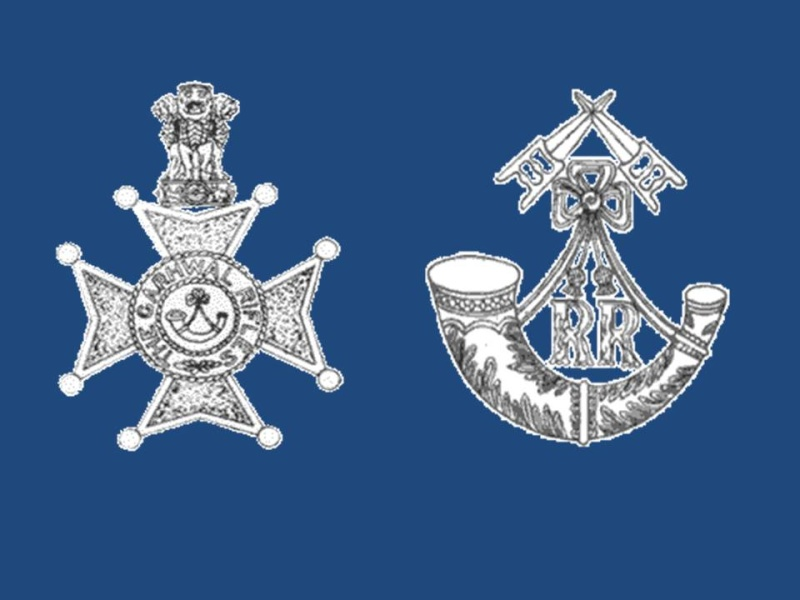 Insignes forces du Commonwealth India_14