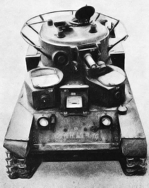 URSS : Char moyen T-28  T2810