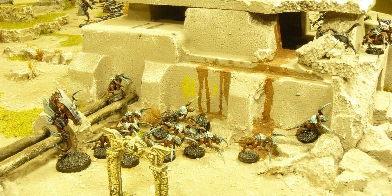 Warhammer 40K. Galerie de Batailles ! P1160410