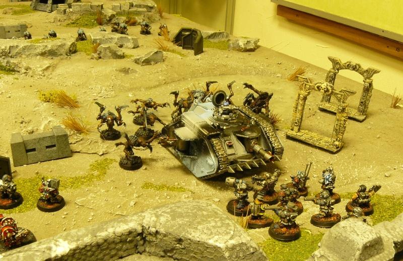 Warhammer 40K. Galerie de Batailles ! P1160412