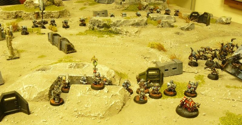 Warhammer 40K. Galerie de Batailles ! P1160413