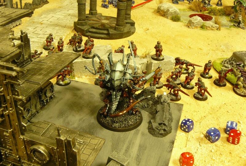 Warhammer 40K. Galerie de Batailles ! P1160414