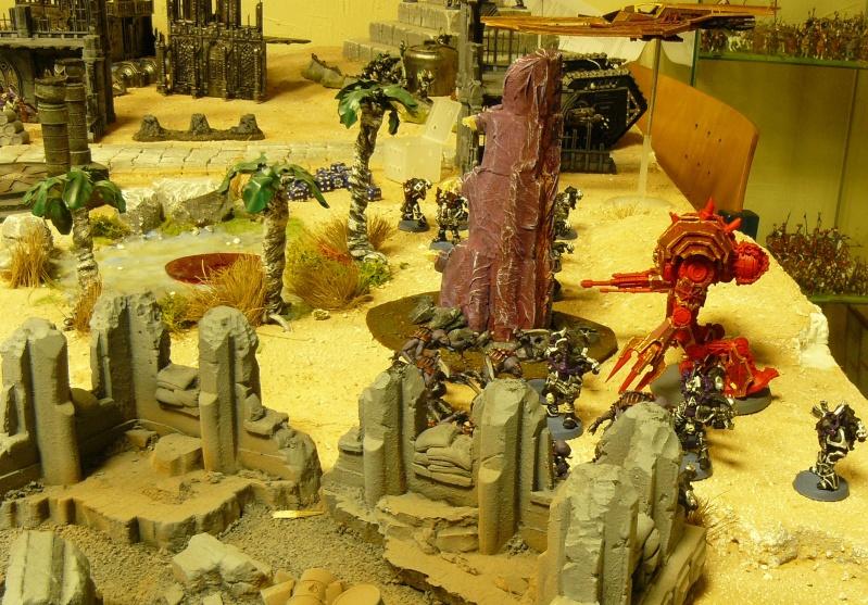 Warhammer 40K. Galerie de Batailles ! P1160415