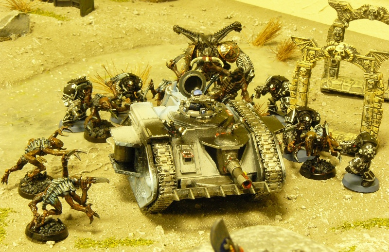 Warhammer 40K. Galerie de Batailles ! P1160417