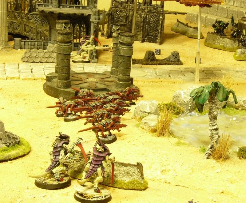 Warhammer 40K. Galerie de Batailles ! P1160418