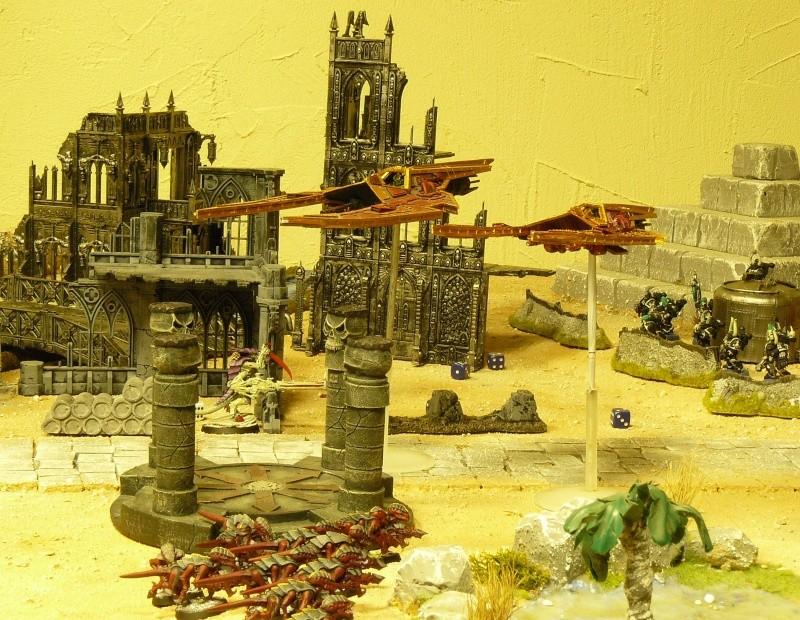 Warhammer 40K. Galerie de Batailles ! P1160419