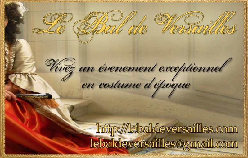 les affiches  du bal de  Versailles, depuis 2002 Carteb10