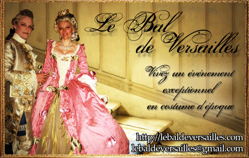 les affiches  du bal de  Versailles, depuis 2002 Carteb11