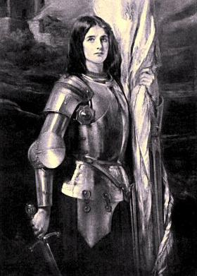 """Sainte Jeanne d'Arc,""""la pucelle d'Orléans"""" 210"""