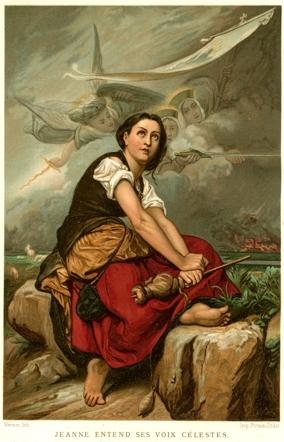 """Sainte Jeanne d'Arc,""""la pucelle d'Orléans"""" 310"""