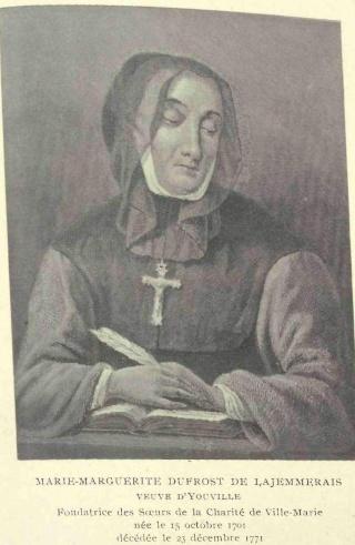 Vie de la Vénérable Mère d'Youville (COMPLET) Mare_d12