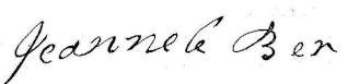 Vie de Mlle Le Ber (Table) COMPLET - Page 5 Signat12