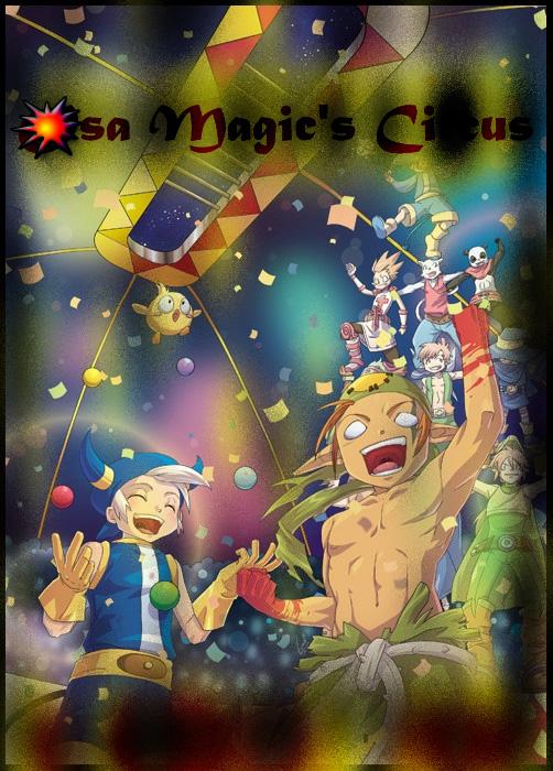 Osa Magic's Circus