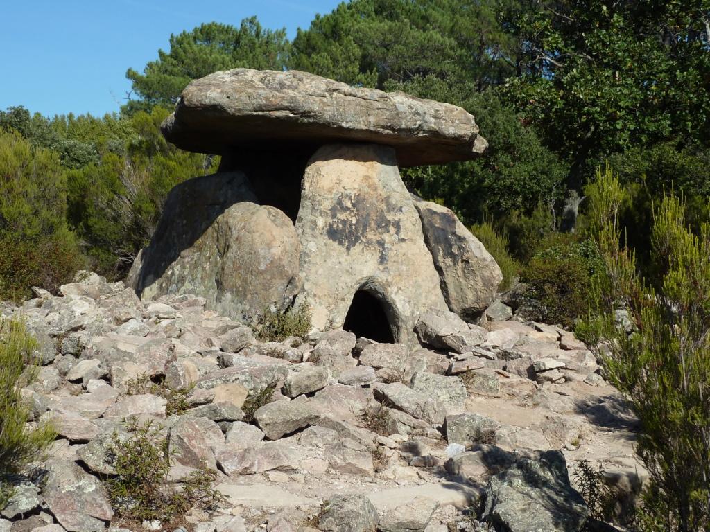 mégalithes en Languedoc-Roussillon P1110310