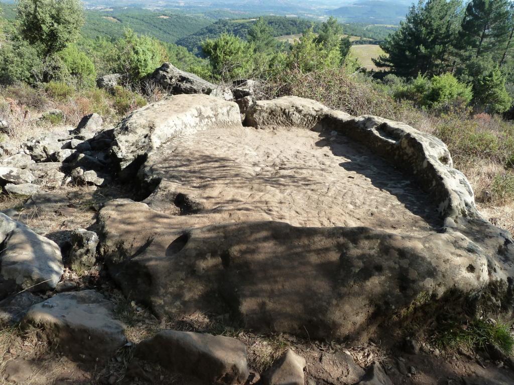 mégalithes en Languedoc-Roussillon P1110312