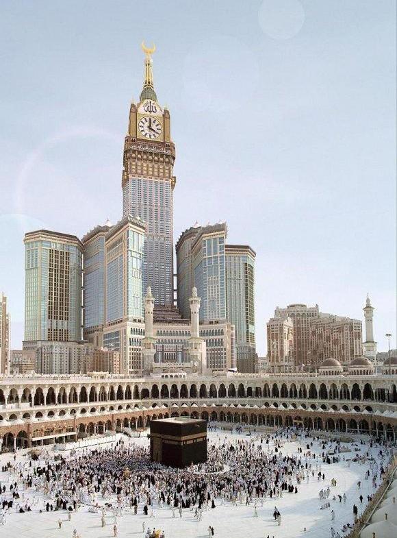 Tower Clock in Makkah ... Image010
