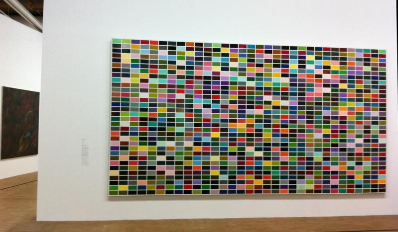Rétrospective Gerhard Richter à Beaubourg 01b79810