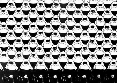 Nonnes et nonnettes fantasmées 110non10