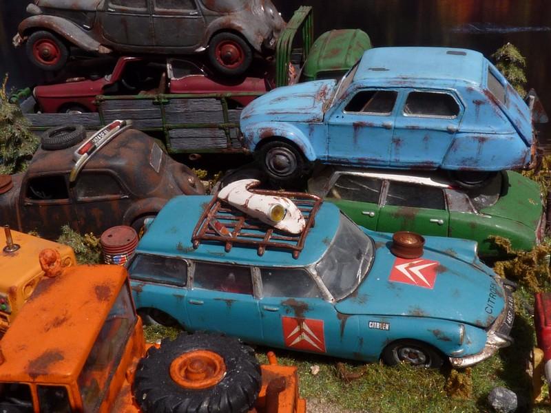 Appel à la nostalgie des épaves automobiles 30828310