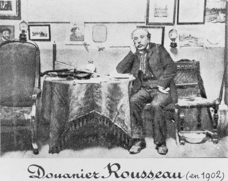 Le musée d'art naïf de Laval accueille un nouveau Rousseau 755px-10